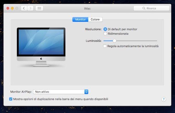 Regolazione Luminosit Windows 7.Come Abbassare La Luminosita Dello Schermo Salvatore Aranzulla