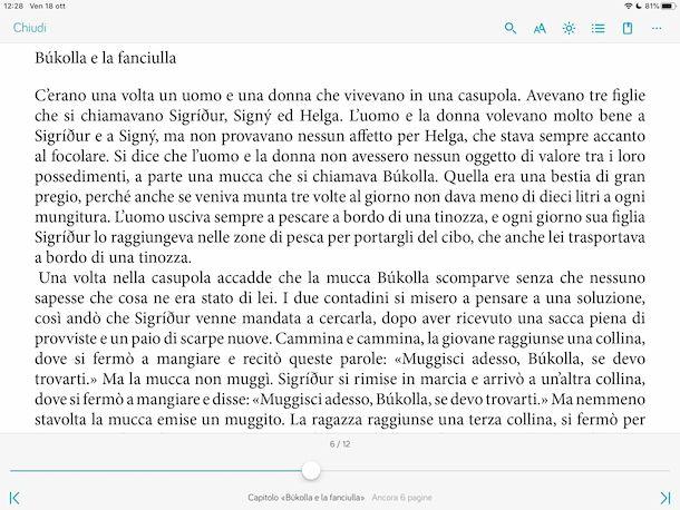eBook IBS su iPad