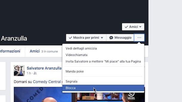 Come essere invisibili su Facebook