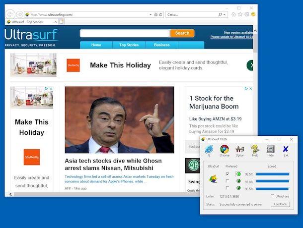 Come bypassare firewall aziendale
