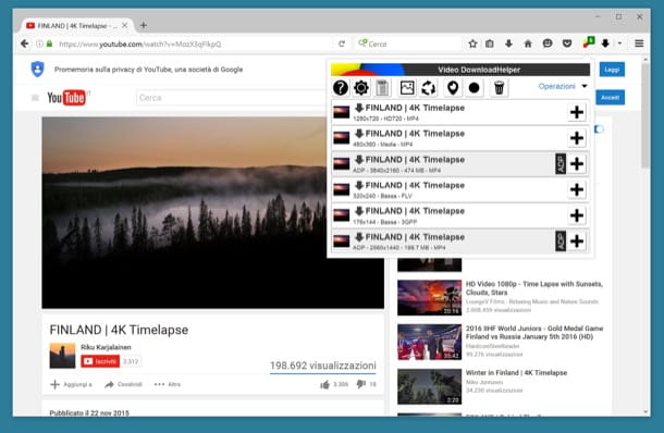 Programmi scaricare video da YouTube