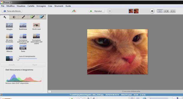 Programmi per modificare foto