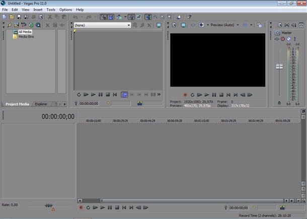 programma per videomontaggi