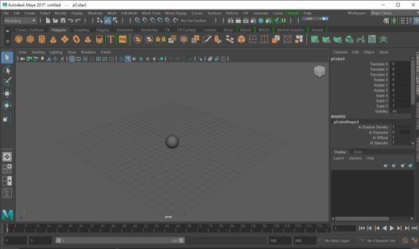 Programmi per disegnare in 3d salvatore aranzulla for Programmi per rendering