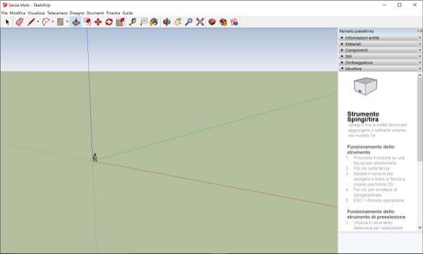 Programmi per disegnare in 3d salvatore aranzulla for Programmi per creare case in 3d