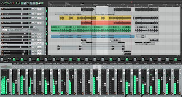 Programmi per fare musica