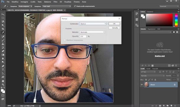 Come vettorializzare un'immagine con Photoshop