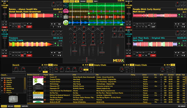 programmi per mixare musica da