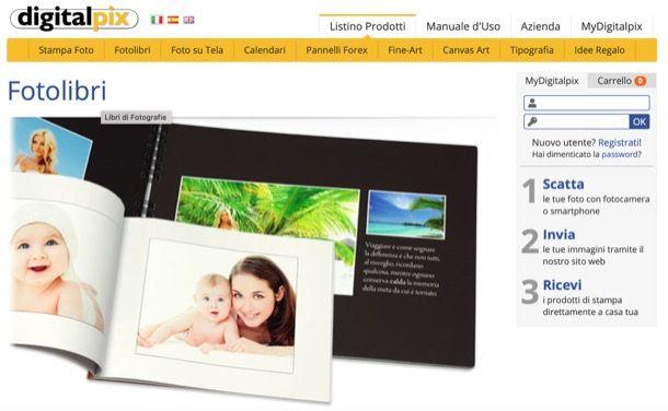 Fotolibri di Digitalpix