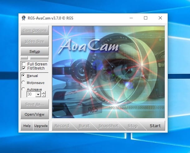 Programmi per registrare video