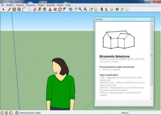Programmi per arredare salvatore aranzulla for Programmi per progettare oggetti