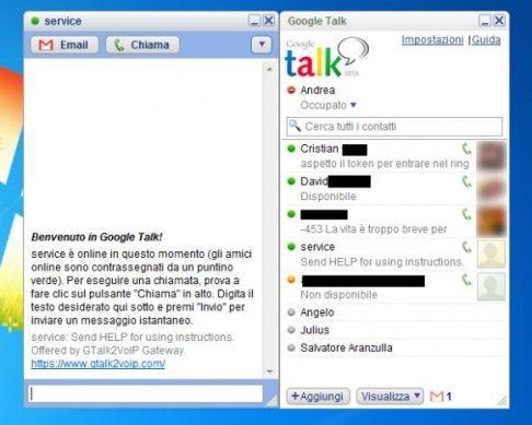 Programmi per chattare