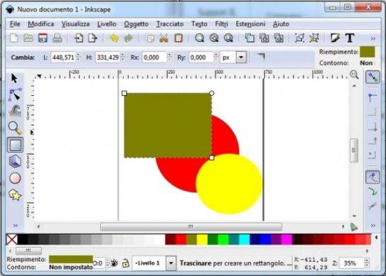 Programmi per loghi salvatore aranzulla for Programma per disegnare arredamento
