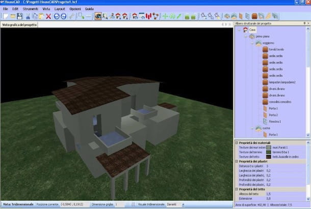 Programmi per disegno tecnico salvatore aranzulla for Programmi 3d gratuiti