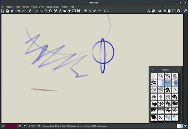 Disegna cucina mano timo disegnato ramo profilo seamless for Programma per progettare