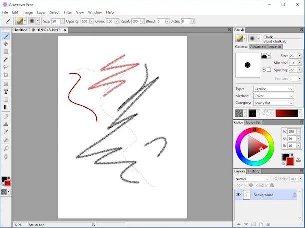 Programmi per disegnare gratis salvatore aranzulla for Programmi per disegnare in 3d gratis