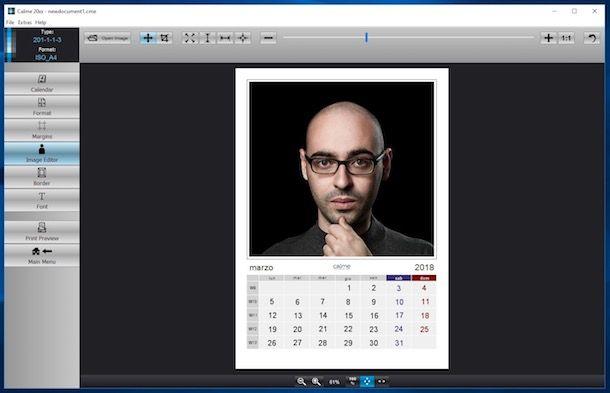 Programmi per creare calendari