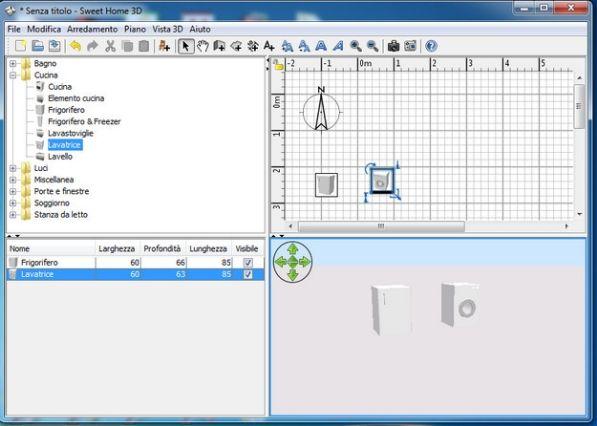 Mobili lavelli salvatore aranzulla programmi per arredamenti for Programma per disegnare mobili