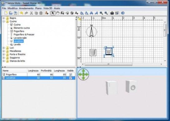 Programmi per arredare salvatore aranzulla for Programmi per disegnare in 3d gratis