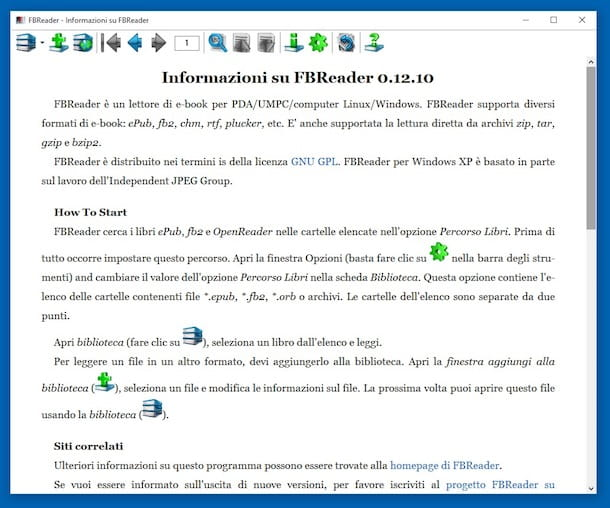 Programmi per eBook