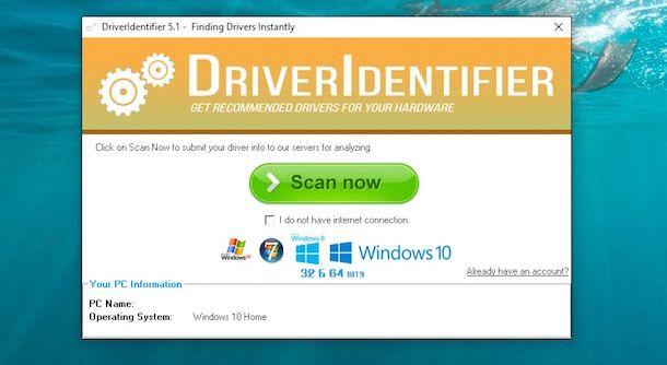 Programmi per aggiornare i driver
