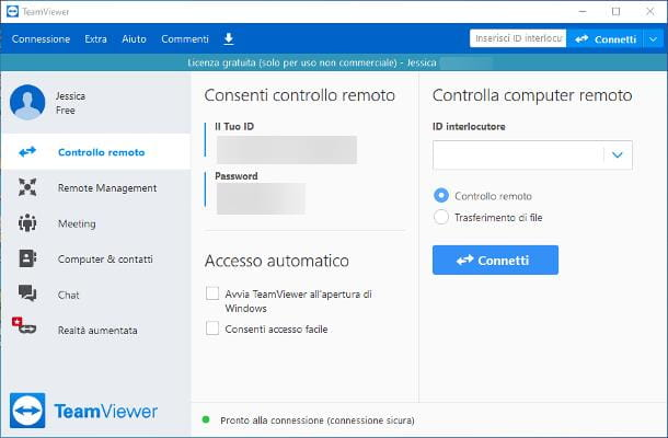 Come monitorare un PC
