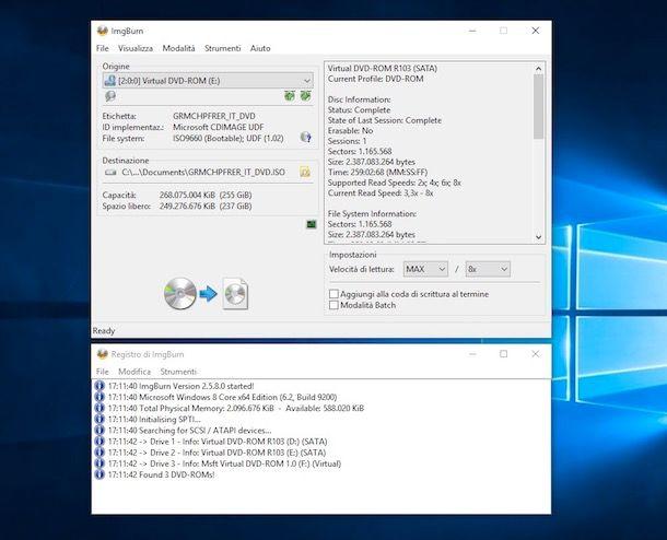 Programmi per estrarre file ISO