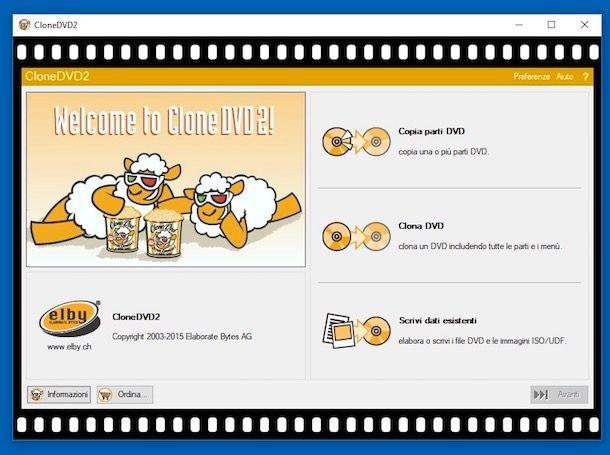 Programmi per copiare DVD