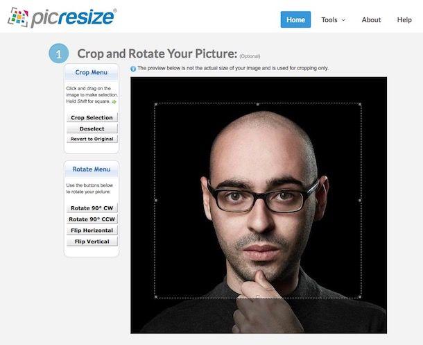 Programmi per ritagliare foto