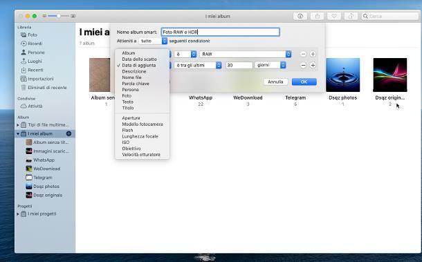 Programmi per archiviare foto digitali