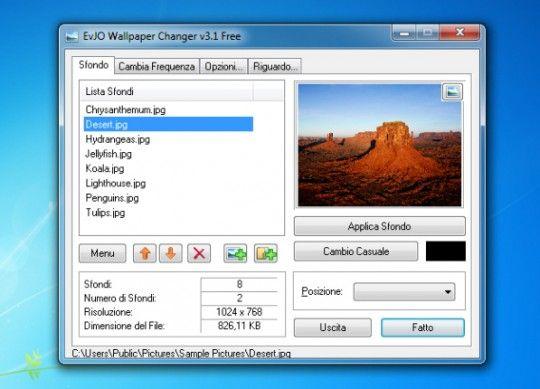 Windows 7 Wallpaper Changer Per Xp Download Gratuito