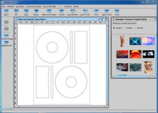 Programmi per etichette salvatore aranzulla for Programma per disegnare case gratis italiano