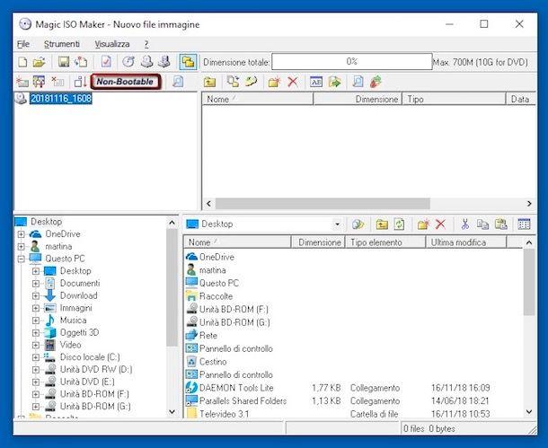 Programmi per ISO