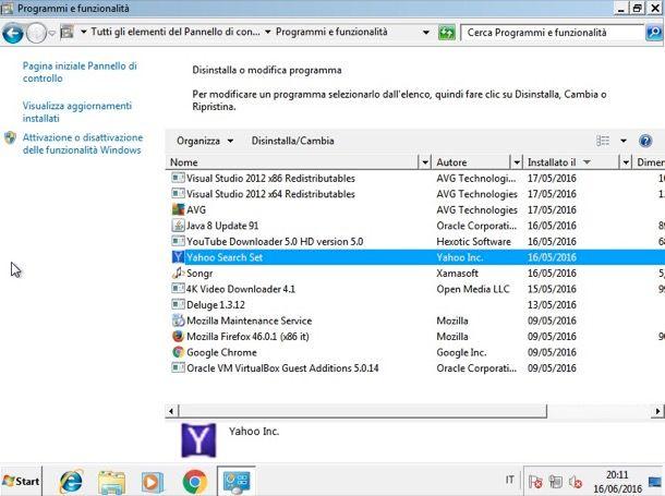 Come avviare Windows 7 in modalità provvisoria