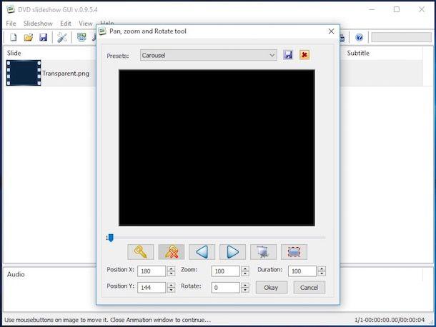 Programmi per slideshow