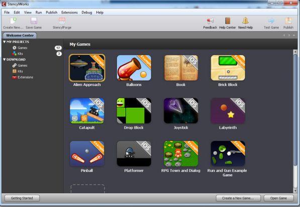 Programmi per creare giochi salvatore aranzulla for Programmi per progettare oggetti