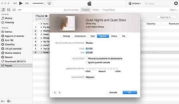 Suoneria iTunes