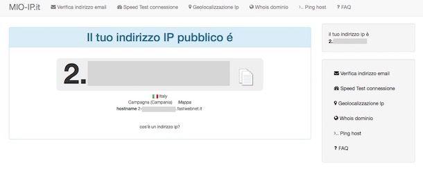 Identificare IP