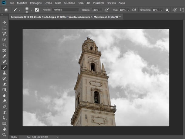 Colore Photoshop