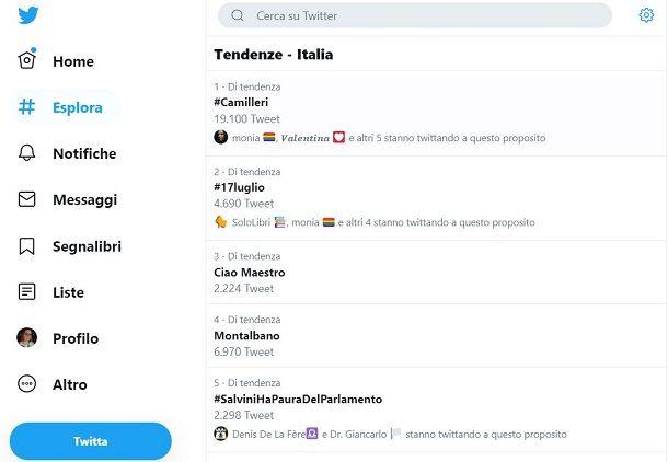 Altri consigli utili per aumentare i follower su Twitter