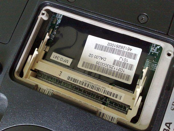 Come espandere la memoria del PC