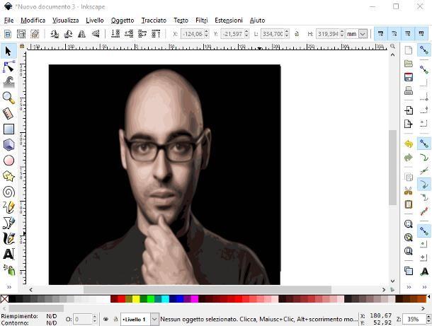 Come vettorializzare un PDF