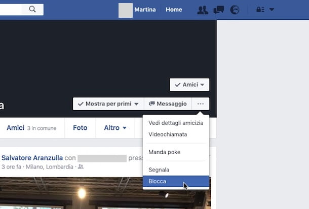 Come rendersi invisibili su Facebook