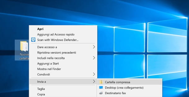 Zippare su Windows