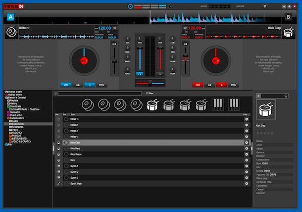 Programmi per modificare musica