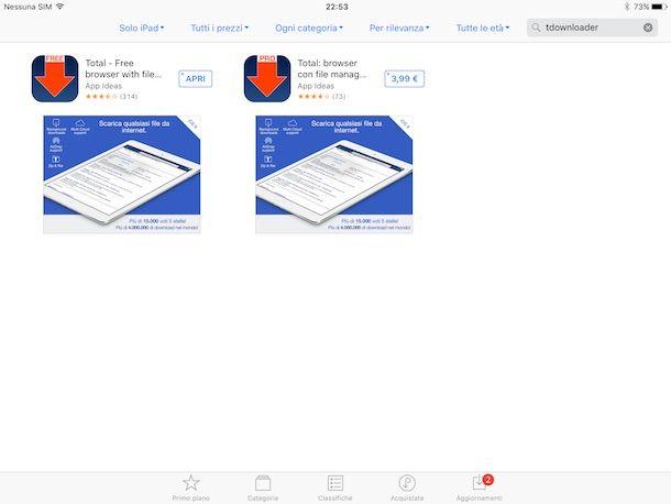 Come scaricare video da YouTube su iPad