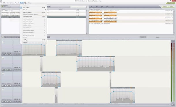 Altri metodi per sovrapporre due tracce audio