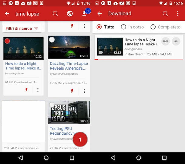 scaricare video dailymotion android