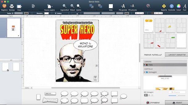 Programmi per disegnare fumetti salvatore aranzulla for Programma per creare ambienti 3d gratis
