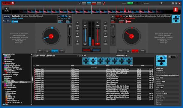 Programmi per registrare canzoni